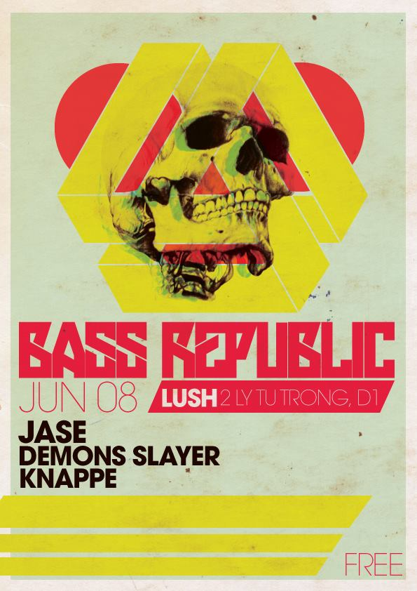 Bass Republic June 8th