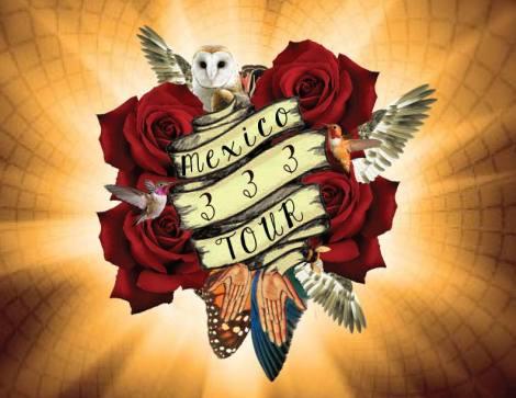 Mexico 333 Tour