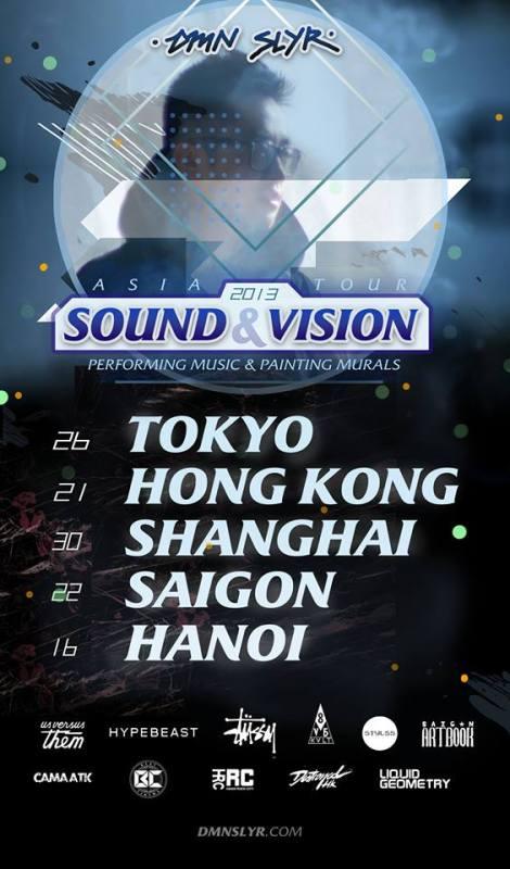 Sound & Vision Tour